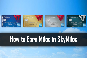 How to Earn Miles in SkyMiles | Delta Airlines Reservations