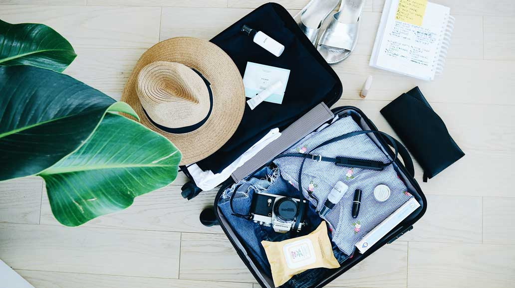 Pack for Cape Town Vacation