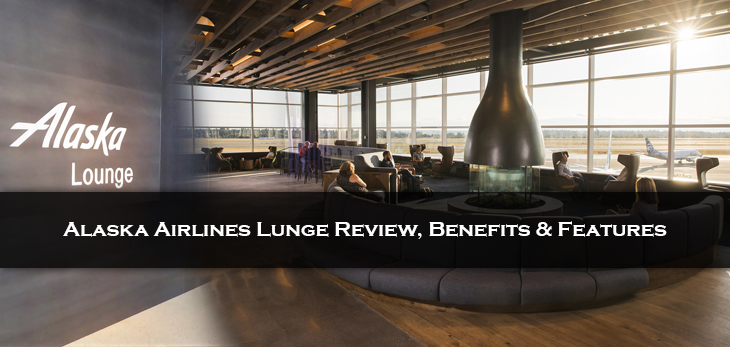 Alaska Airlines Lounge Review, Benefits & Features
