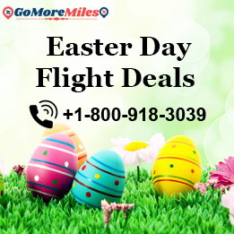 Easter Day Flight Deals